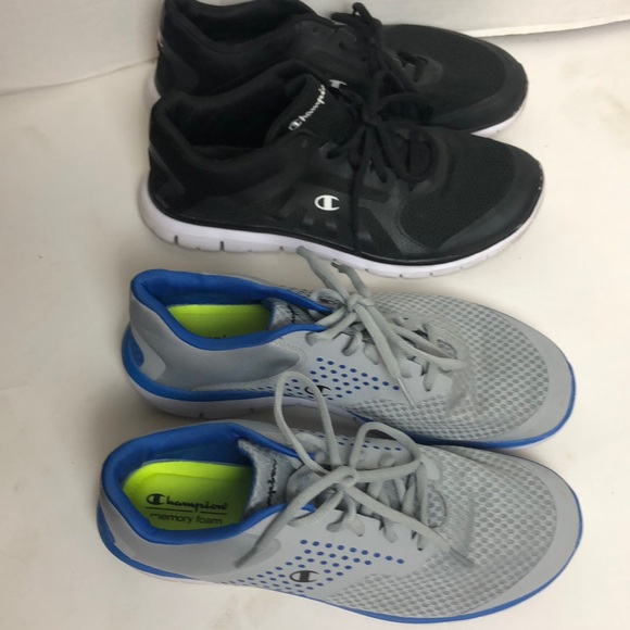 72e36a45ad9b1 Champion Other - 2-pair Champion memory foam shoes size 12